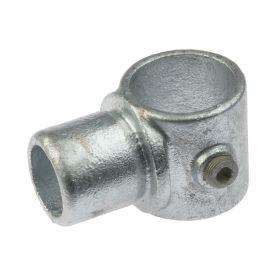 G147 Cast iron internal swivel Tee A31, hot-dip galvanised
