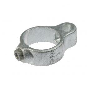 G138 Cast iron gate eye A60, hot-dip galvanised