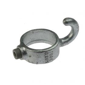G182 Cast iron hook A64, hot-dip galvanised