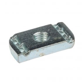 Slide Nut 41, zinc plated