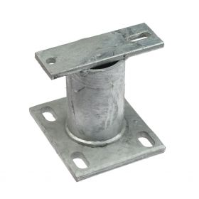 "Spacer 2½"" - 3"" x 3"" - 4"", hot-dip galvanised"