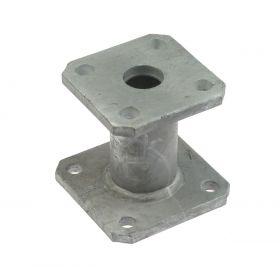 Cast Iron Spacer, hot-dip galvanised