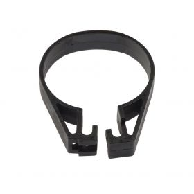Tension Rod Brace Plastic, black