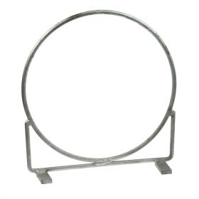 Bucket Ring, hot-dip galvanized
