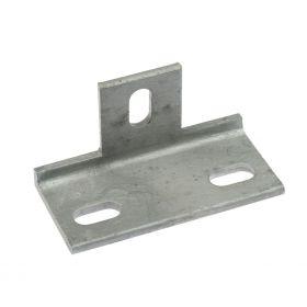 Corner piece 70 x 70 x 140 mm, hot-dip galvanised