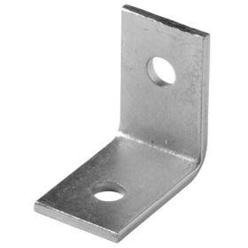 Angle 41 90°, 2-hole, zinc plated